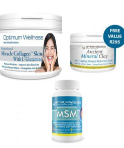 Miracle Collagen™ SKIN + Free Clay Mask