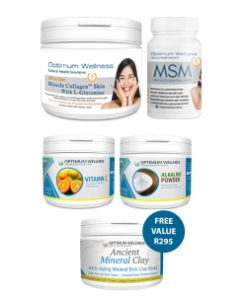 Miracle Collagen™ SKIN Combo + Clay Mask