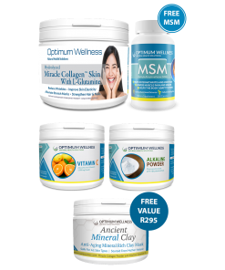 Miracle Collagen Skin Combo + FREE Mineral Clay Mask