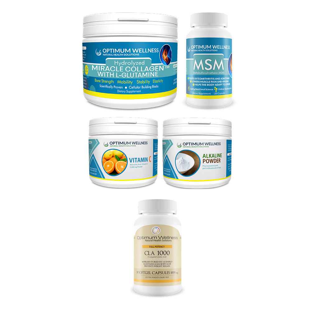 Miracle Collagen™ Cla Combo