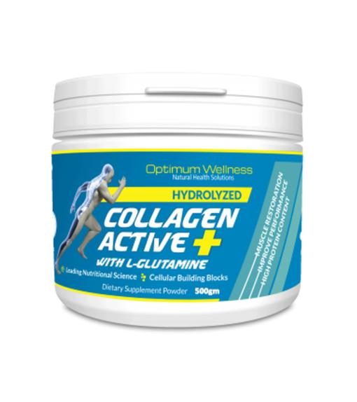 Collagen Active+ With L-Glutamine 5000mg