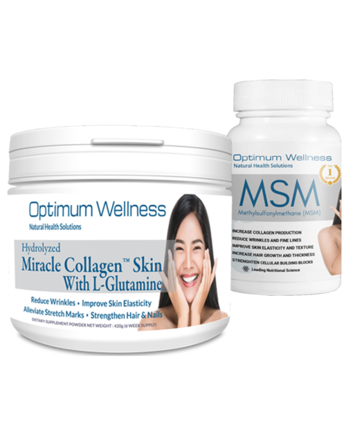 Miracle Collagen™ SKIN + MSM